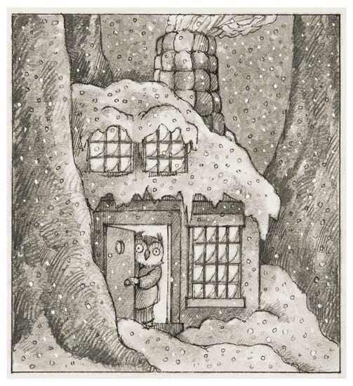 Owl at Home by Arnold Lobel  http://readmeastorynow.blogspot.com