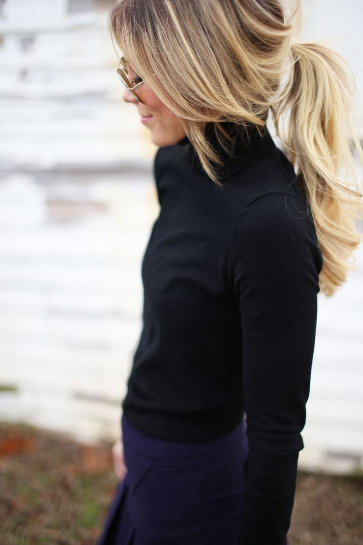 Blonde hair, and love the layers