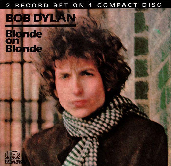 Bob Dylan - Blonde On Blonde CD nd. Columbia [CGK 841] U.S.A.  #FolkRock