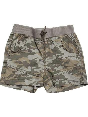 Camouflage, Camo bermuda shorts