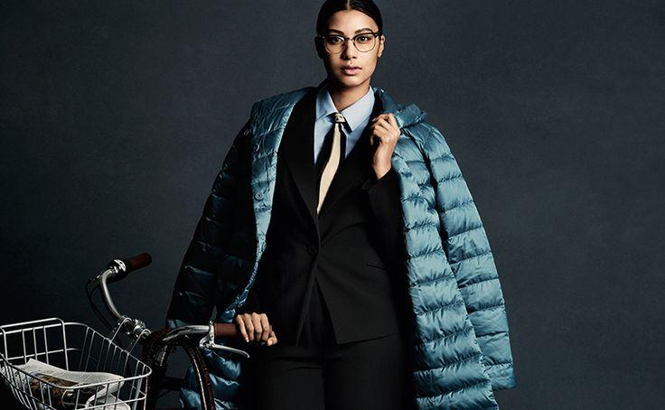 La moda curvy di Marina Rinaldi è glamour ed in linea con i principali trend del momento. Vi presentiamo il nuovo catalogo autunno-inverno 2015-16.