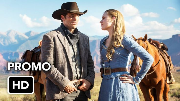 Westworld (HBO) Trailer #2 HD