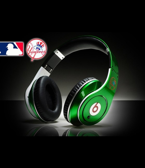 Beats By Dr Dre studio MLB New York Yankees Edition Headphones