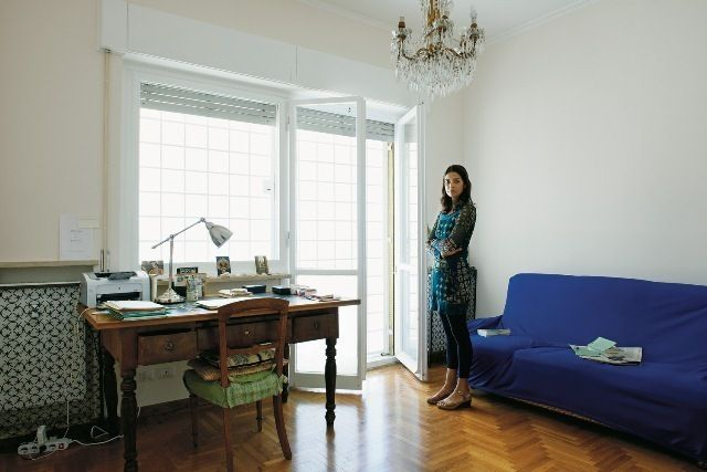 Where Writers Write - Jhumpa Lahiri - Writers Write Creative Blog