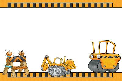 Construction: Free complete printable kit with frames for invitations, labels for goodies, souvenirs and pictures.