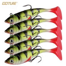 Like and Share if you want this  Goture 5pcs/lot 11g 8.5cm Soft Lure Artificial Bait Luminous Lead Fishing Jig Wobblers Fishing Lure Sea Fishing Tackle     Tag a friend who would love this!     FREE Shipping Worldwide     Get it here ---> http://jxdiscount.com/goture-5pcslot-11g-8-5cm-soft-lure-artificial-bait-luminous-lead-fishing-jig-wobblers-fishing-lure-sea-fishing-tackle/    #jxdiscount #discount #shop #online #fashion