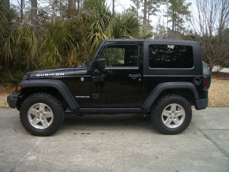 Great  2008 Jeep Wrangler Rubicon For Sale