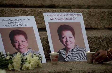 <p>Chihuahua, Chih.- Este día se cumplen cuatro meses del asesinato de Miroslava Breach el cual causó un gran revuelo a nivel nacional pues fue