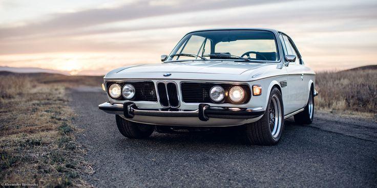 Es gibt nichts Vergleichbares wie einen BMW 3.0 CS mit versteckten Superkräften