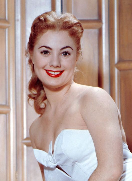Shirley Jones won an Oscar as BEST SUPPORTING ACTRESS for her role as Lulu Baines in the movie Elmer Gantry.