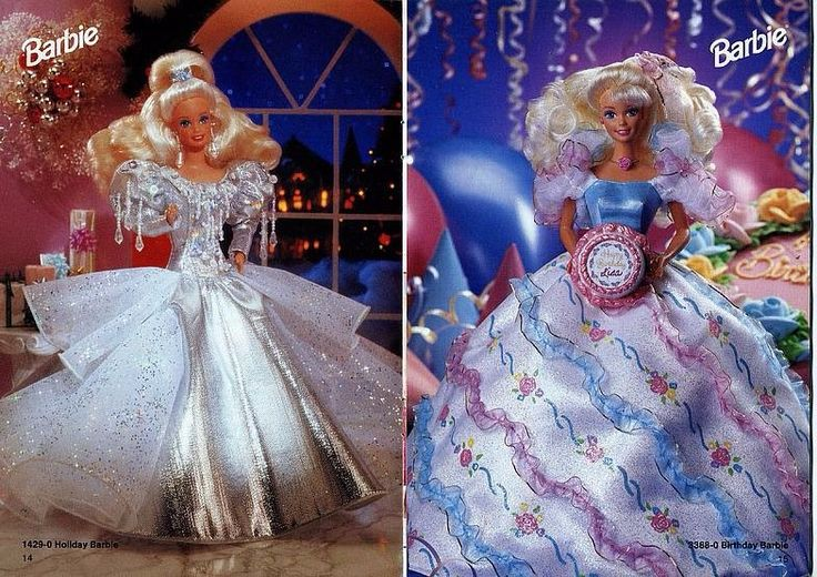Барби из каталога далеких 90-х.Отличная цена !!! / Куклы и игрушки детства / Шопик. Продать купить куклу / Бэйбики. Куклы фото. Одежда для кукол
