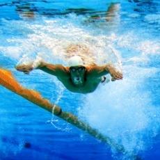 Underwater Photos - Michael Phelps, London 2012 Olympics - Doug Mills/The New York Times