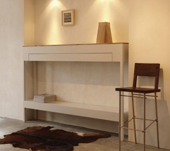 Pilat & Pilat, wall table