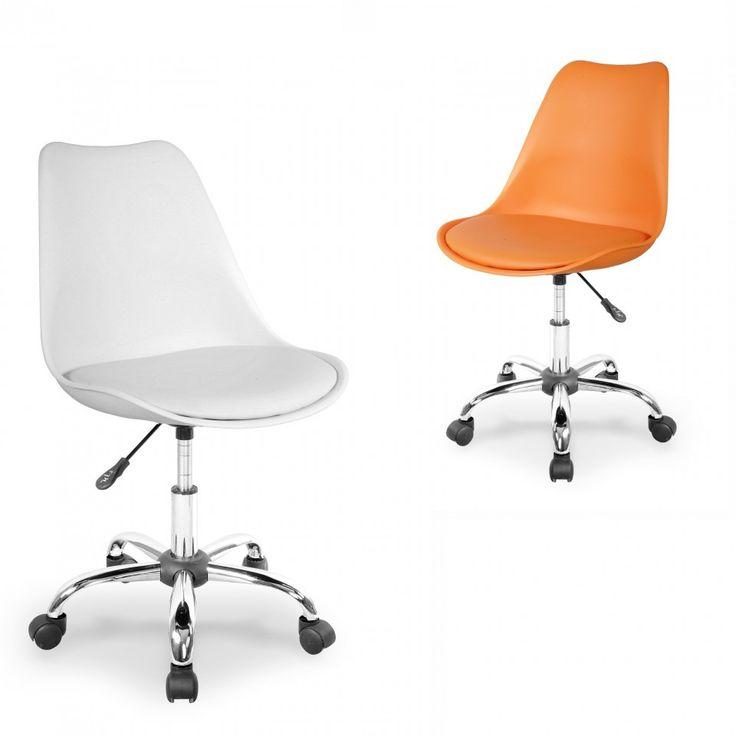 Krzesła obrotowe do pokoju dziecka Fotel Coco Halmar | Meble do domu i ogrodu