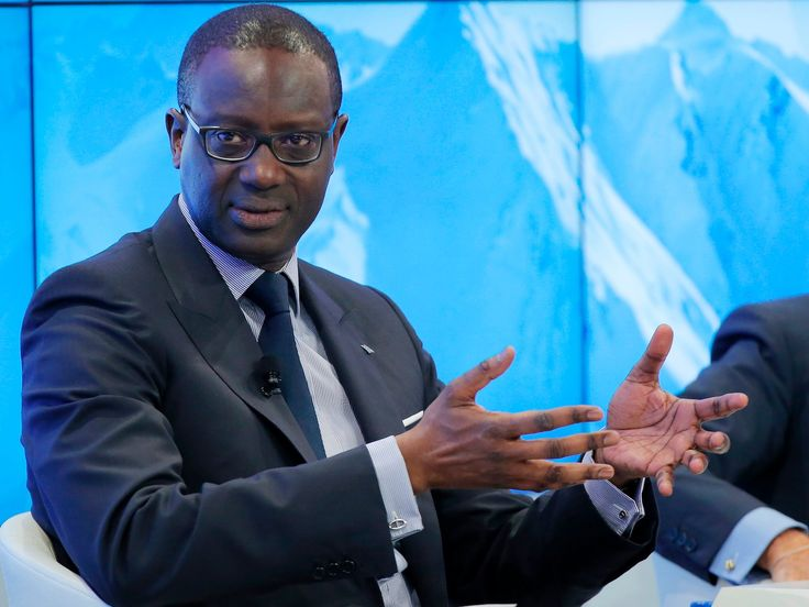 Credit Suisse CEO Tidjane Thiam made 9.6 million in his first full year on the job #Correctrade #Trading #News