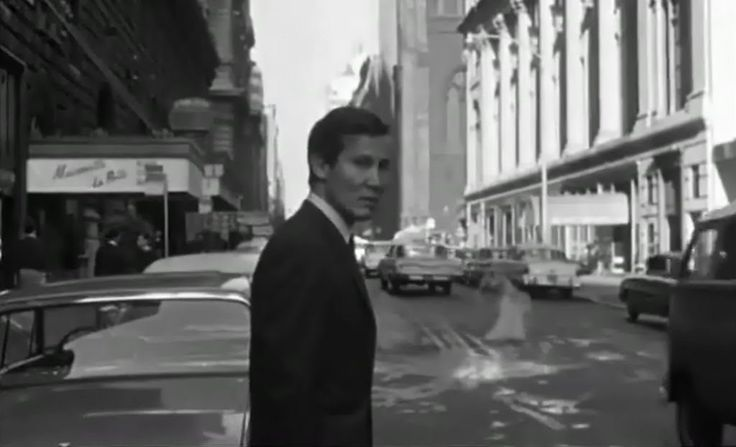 "https://flic.kr/p/SNUoRM | Henry Silva, ""Johnny Cool,"" 1963 