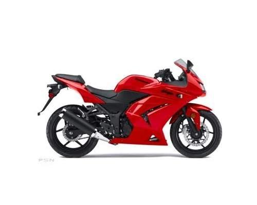 2010 ninja 250cc $3700