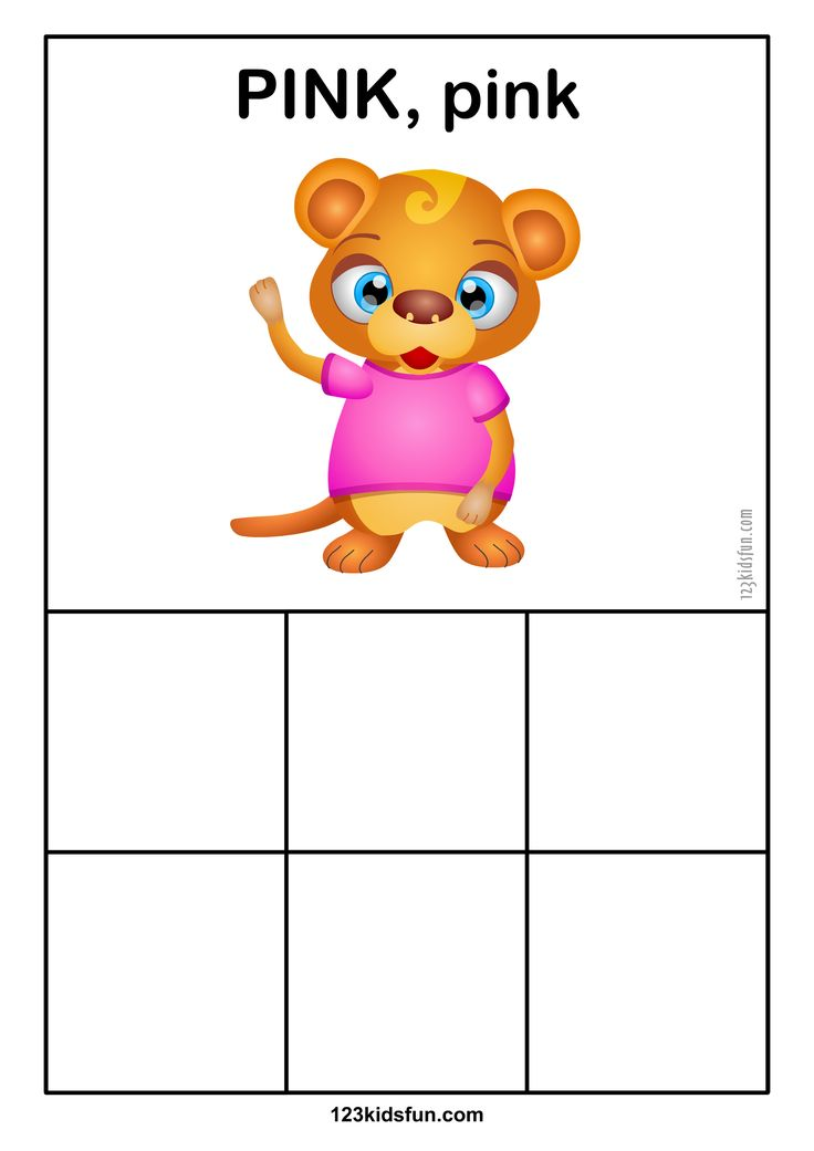 FREE Color sorting printable for toddlers and preschoolers perfect for learning colors, increasing vocabulary, promoting language and speech development.learn colors with 123 Kids Fun Apps! #colors #learColors #toddlers #backToSchool