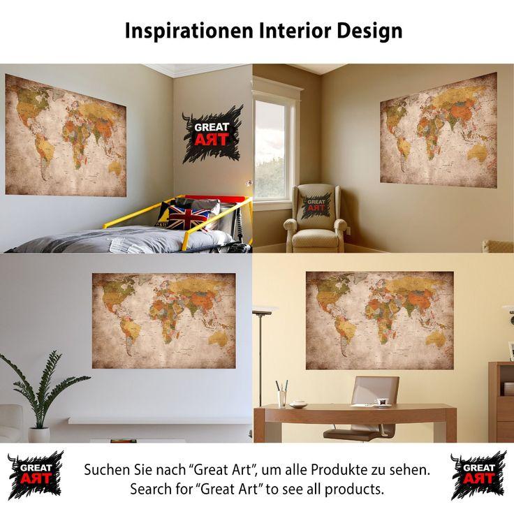 1000 ideas about poster xxl mural on pinterest for Decor mural xxl 4 murs