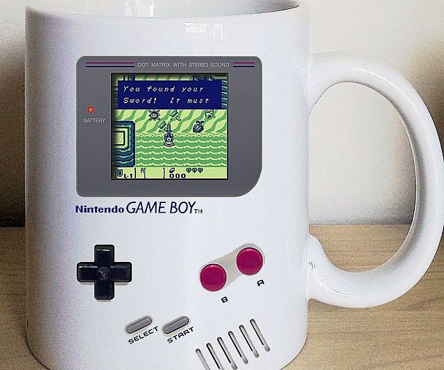 Nintendo Game Boy Mug | Holy Cool Stuff