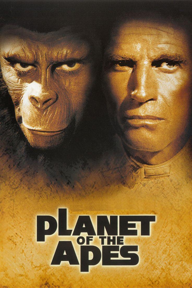 Planet of the Apes 1968 | A2 Personal Study Movie Posters ...