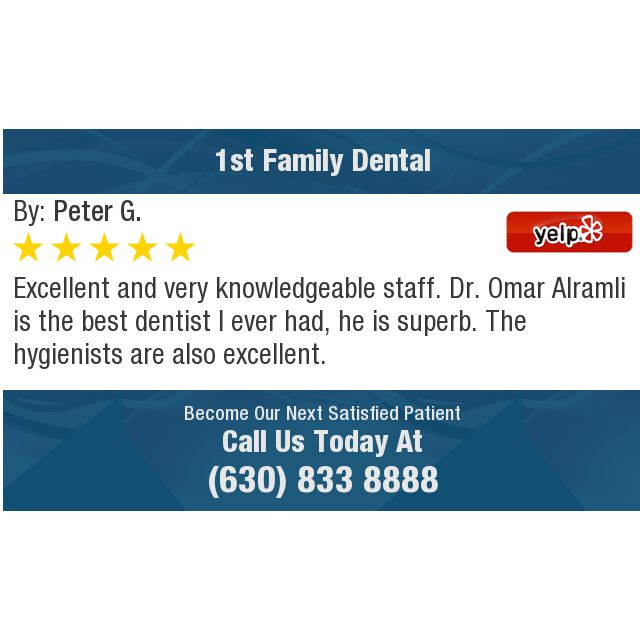 Excellent And Very Knowledgeable Staff Dr Omar Alramli Is The