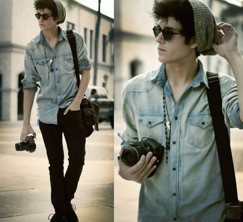 17 Best images about When Men Dress classyhipster  an I like skater guys 2 ) on Pinterest ...