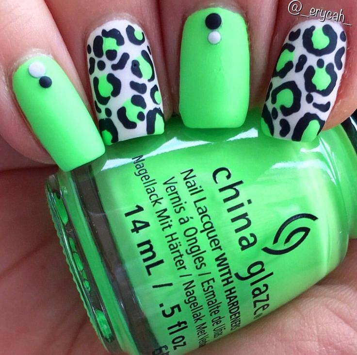 10 best Leopard nails images on Pinterest | Uñas de leopardo ...