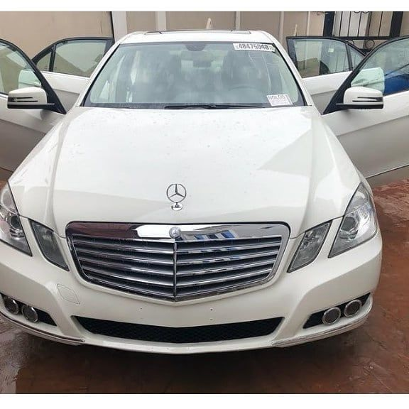 FOREIGN USED Mercedes Benz E50 4matic 2011 Model Price: 6