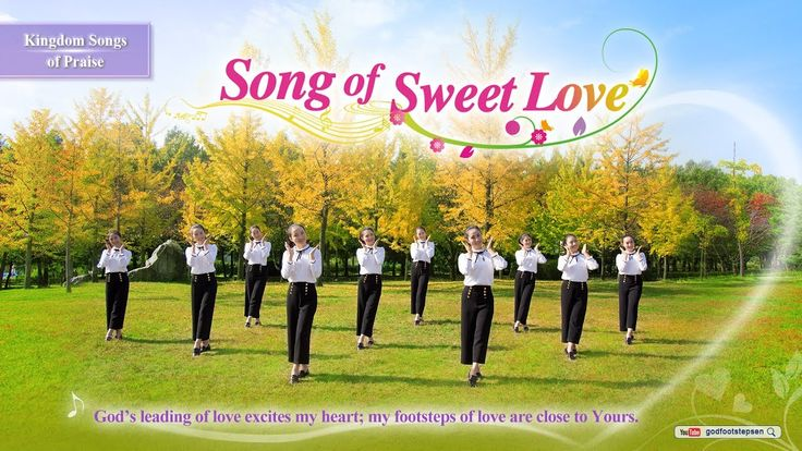 """Experience God's True Love 