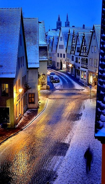 Vacilando - Rothenburg ob der Tauber, Germany