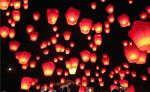 these would be quite awesome i think to release at night: Lanterns Deliv, Flying Lanterns