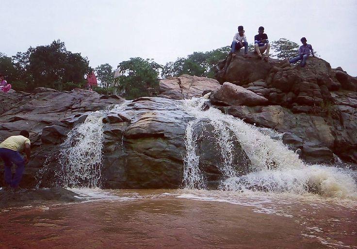 Rajarappa Waterfall #rajarappa #rajarappamandir #jharkhand #waterfalls #incredibleindia #jharkhandtourism #nature #bhendriver #damoderriver #river