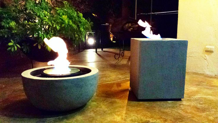 13 best chimeneas y estufas para exterior bioetanol for Ethanol outdoor fire pit