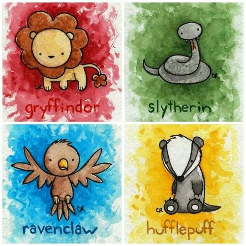 Most popular tags for this image include: harry potter, hogwarts, ravenclaw, slytherin and gryffindor