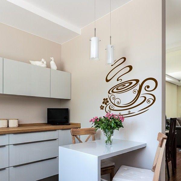 Papel para paredes de cocina vinilos decorativos para - Vinilos ikea cocina ...