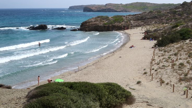 Menorca - Cala Presili - Menorca-web.de