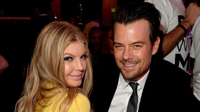Fergie is one lucky lady.