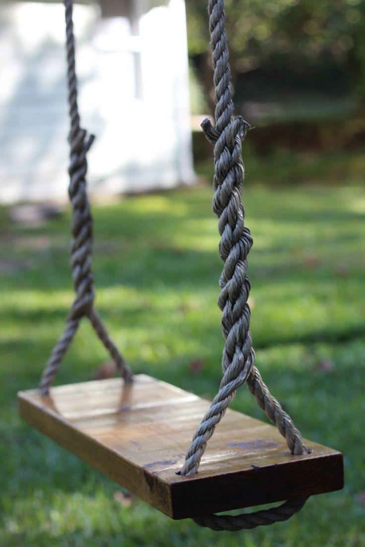 Rustic distressed rope tree swings are our specialty!  4 days in the making these swings are sealed not once or twice, but 3 times giving you and your family enjoyment for decades while retaining the beauty of the craftsmanship!  Visit us for more details!