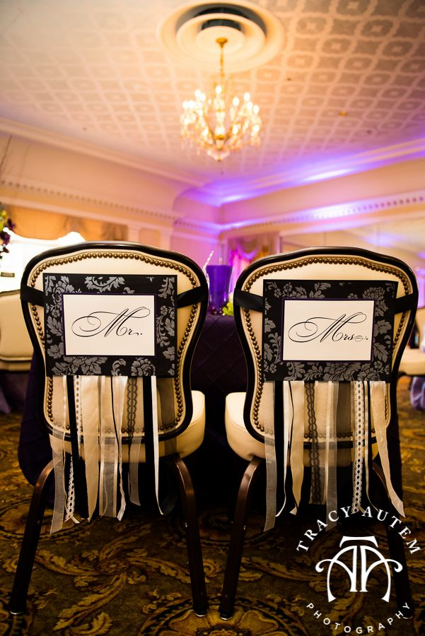 107 Best Images About Bride Amp Groom Chairs On Pinterest