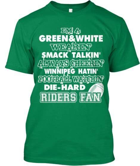 Rider fan t-shirt