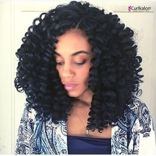 Curlkalon Hair Pinterest Crochet Braid Natural And