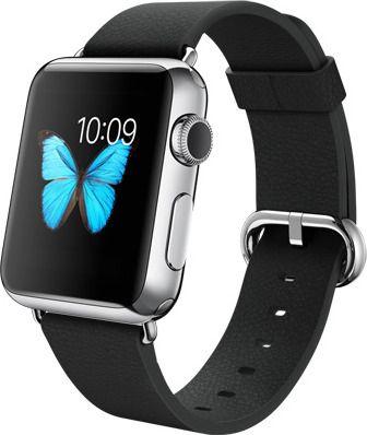 Apple Watch 38mm - Priser, tester og tilbud - Smartklokke - Prisguide.no