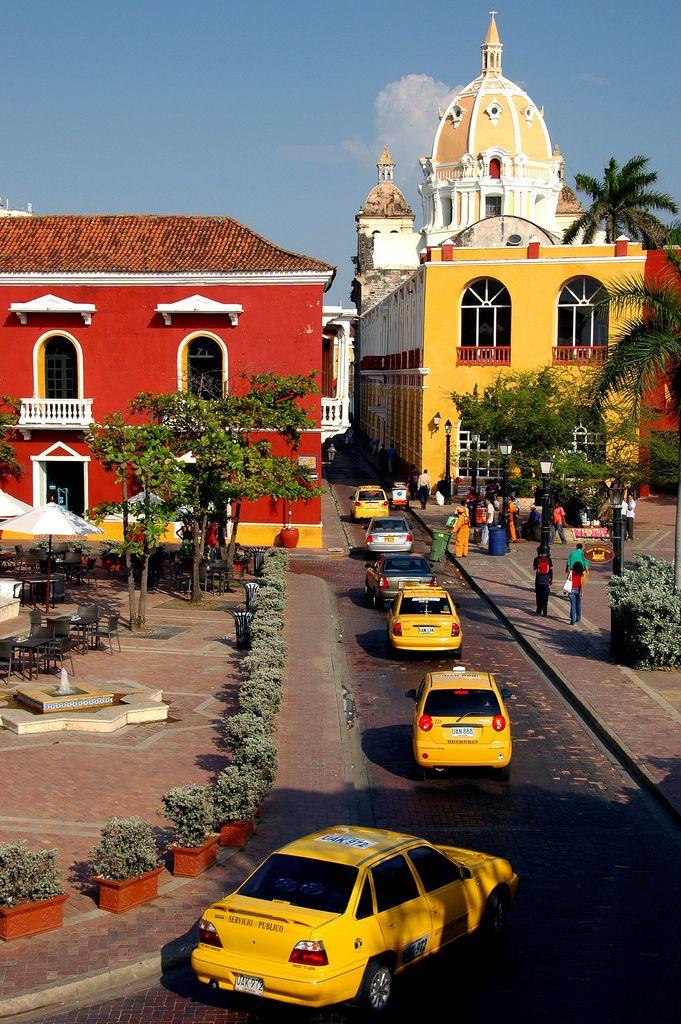 Cartagena, Colombia, 2007 | por marc_guitard