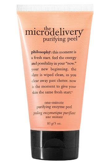 philosophy 'the microdelivery' purifying peel