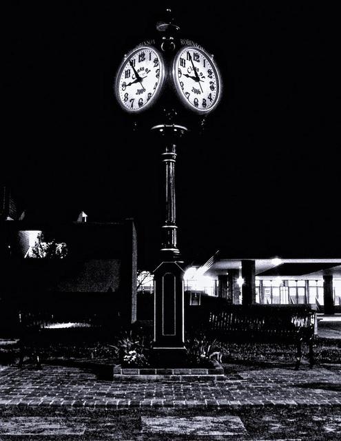 The clock tower at Robinson Secondary School in Fairfax, Va. © 2010 Wayne V. Hall. All right reserved.Hall, Fairfax, 2010 Wayne, Secondary Schools, Robinson Secondary, Photography, Clocks Towers, High Schools, Clocks Tim
