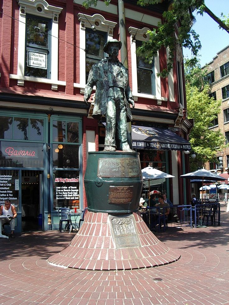 Gastown , Vancourver, Canada: Great place to visit.