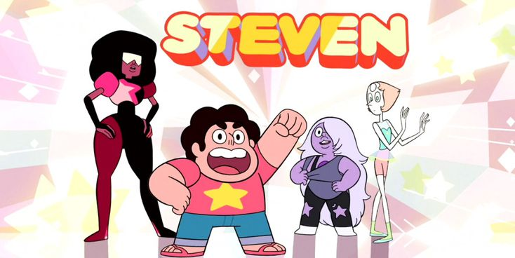 Steven Universe Season 1 (2013) Steven thinks his favorite ice cream sandwiches are the trick to summoning his magic shield but learns otherwise when facing off with an acid spewing insect monster.