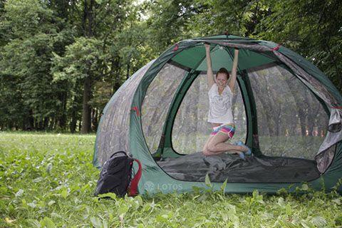 Купи классную летнюю палатку сейчас!