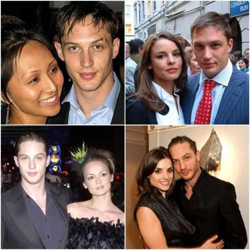 tom hardy and Linda Park -Rachael Speed ( mother of Louis) - Sarah Ward - Charlotte Riley